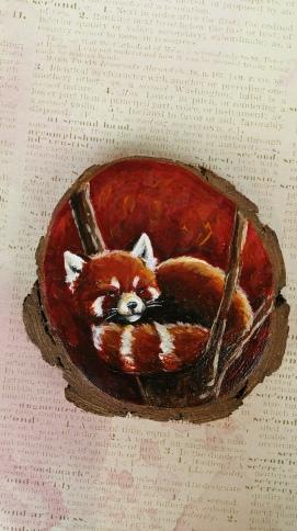 Red Panda Round